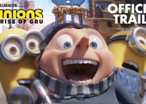 Minions: The Rise of Gru (2020) | Official Trailer