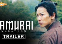 Samurai marathon (2019)   Official Trailer